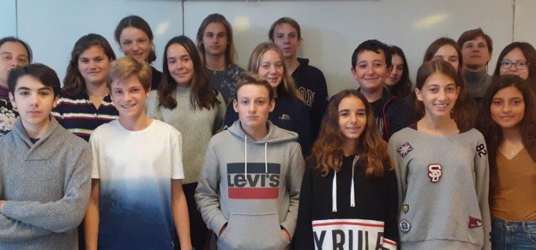 La semaine des lycées français du monde à Lyautey