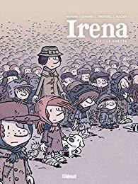 Irena Première de couverture par Morvan Evrard Tréfouêl et Walter