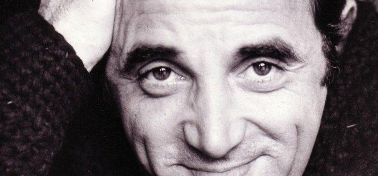 «Autobiographie» de Charles Aznavour
