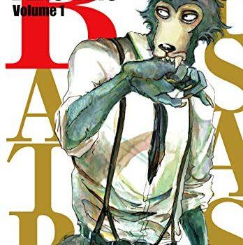 Beastars de Paru Itagaki volume 1