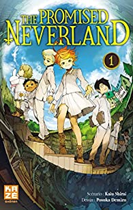 The Promised Neverland de Kaiu Shirai