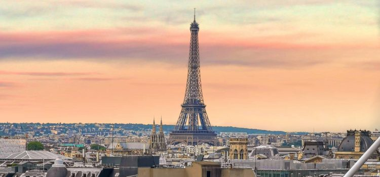 Rêve d'ailleurs : Paris