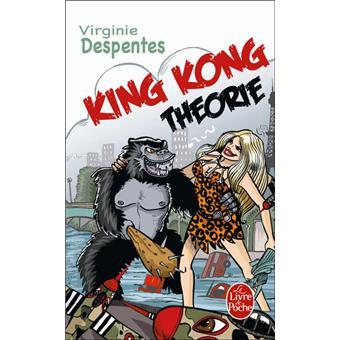 King Kong Théorie de Virginie Despentes